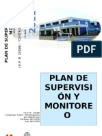 plan de supervisión y monitoreo 2011