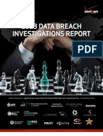 The 2013 Data Breach Investigations Report