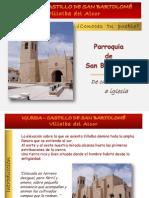Iglesia-Castillo de San Bartolomé de Villalba del Alcor