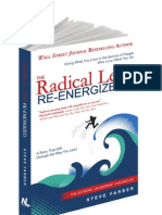 The Radical Leap Re Energized by Steve Farber