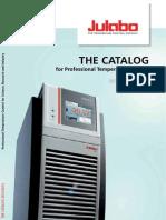Julabo Catalog 2012