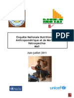 Rapport Final SMART Mali Janvier 2012 _ZIMSAID_100212 Revu Said