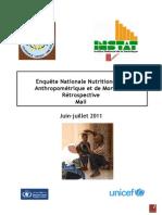 Rapport Final SMART Mali Janvier 2012 _ZIMSAID_100212 Revu Said