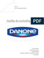 Activitatea de Marketing a Firmei Danone 1