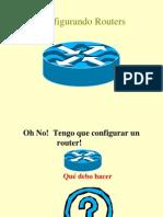 Configuracion Basica de Un Router