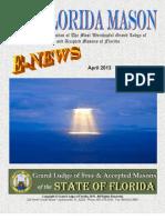 E-News April 2013 Publication
