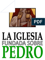 CcPe - La Iglesia Fundada Sobre Pedro