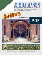 E-News November 2012 Publication