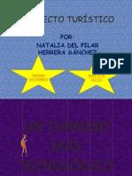 PROYECTO TURÍSTICO CONVERGENCIA TECNOLOGICA PARCIAL FINAL