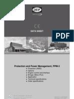 PPM-3 data sheet 4921240392 UK_2012.06.15