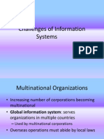 Challenges of Information Systems1