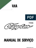 Yamaha Crypton Manual Servico