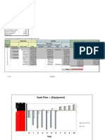 NPV Template P&G