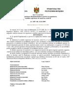 Regulament Masterat Adm2012 Ciclul II