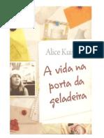 Alice Kuipers a Vida Na Porta Da Geladeira