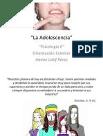 Clase 6 Adolescencia