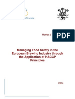 TECH-392 -European HACCP Attach
