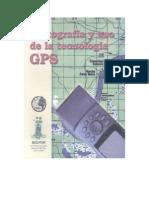 Cartografia y Uso de La Tecnologia GPS