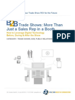 7 Keys to Building Your Trade Show ROI for the Future