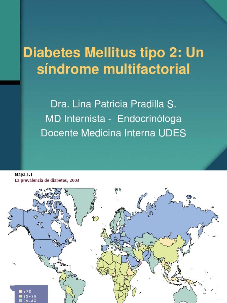 fisiopatologia diabetes mellitus tipo 2 ppt