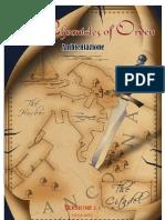 The Chronicles of Orden - Regolamento 2.5