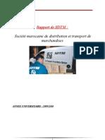 Rapport de stage sur SDTM Société de Distribution et Transport Marocaine-www.rapport2stage.com