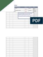 Checkbook Register1