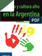Trabajo y Cultura Afro en La Argentina