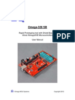 Rapid Prototyping tool with Shield Base for Atmel AtmegaXX8 Microcontrollers