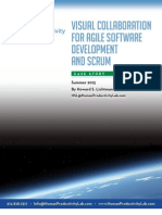 Visual Collaboration for Agile Software Development and Scrum