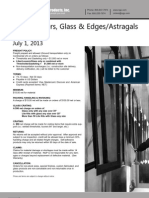 NGP Lites, Louvers, Glass July 2013 Price Book