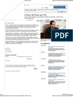 03-06-13 Diputados federales a favor de Pacto por NL
