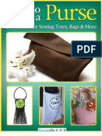 How to Make a Purse 20 Patterns for Sewing Totes Bags and More.pdf