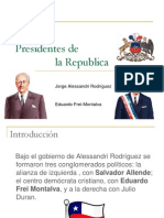 presidentesdechile-121113150733-phpapp01