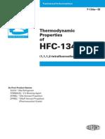 T-134a-SI - Propriedades Termodin+ómicas Suva 134a
