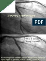 Coronary Heart Diseases- Hana AlHarbi
