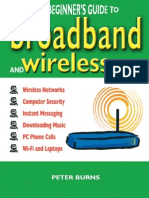The Beginner's Guide to Broadband and the Wireless Internet (2006) - Allbooksfree.tk