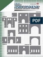 Spanish Convent Plans