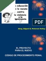 Proyecto NCPP 2013