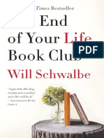 The End of Your Life Book Club by Will Schwalbe - Complete Reading List