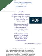 Las voces de Penélope (Itziar Pascual)