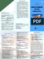 Cursos CUESA Intensivos Verano 2012-13