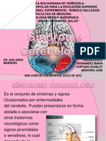 Dr.abelardo Marrero Sindrome Crebeloso