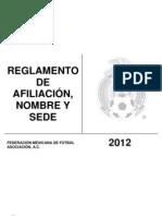 Reglamento Afiliación Nombre y Sede.pdf