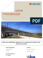 Parasismique - Etude d'Un Pont