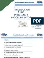 Hap Capacitacion Procesos y Procedimientos v3.0