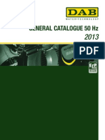 DAB General Catalogue 2013