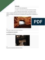 Teatro( Arquitectura), Tipos de Teatro & Generos
