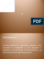 investigaciòn