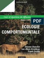 Ecolologie comportementale